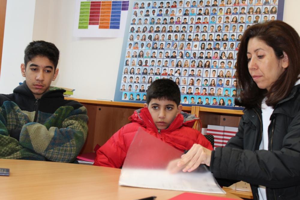 Youssef kommt in die Schule (3/6)