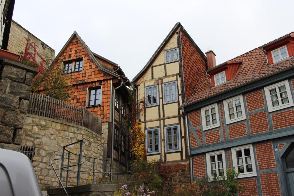 Welterbestadt Quedlinburg in Sachsen-Anhalt (3/3)